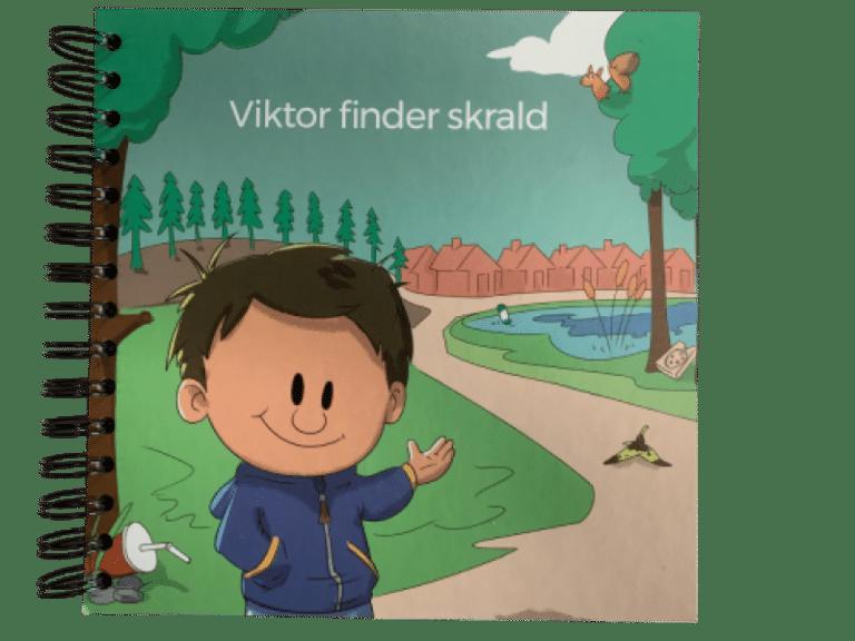 vendespil til skolerne i Herning - trykt hos Strandbygaard skilteafdeling