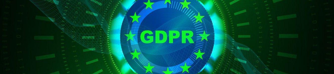 strandbygaard trykkeri viser her et billede af GDPR - Det symbolisere, at der er 100 procent styr på GDPR i trykkeriet