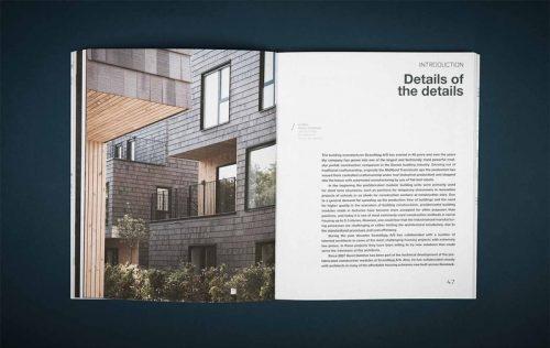 Billedet viser et flexbind der er trykt til Villa Collection med 112 sider, trykt i offset. Få trykt professionelt og miljøvenligt hos Strandbygaard Trykkeri i Skjern, Vestjylland.